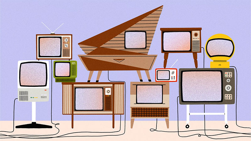 How television transformed our lives
